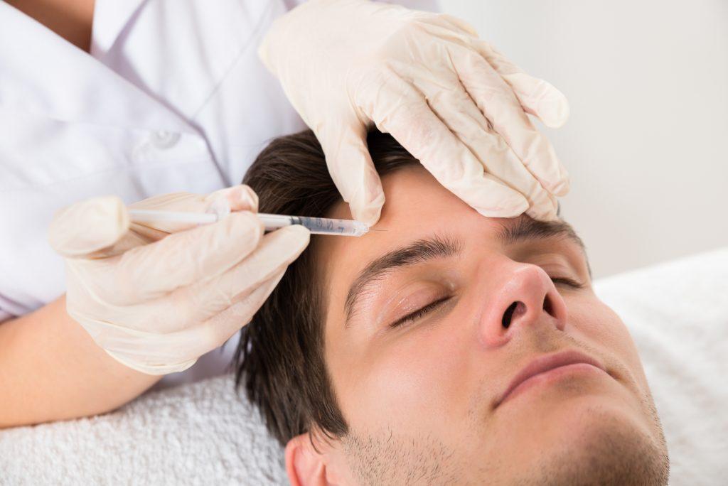 Man Botox Denver Colorado Zap Laser Center Medspa